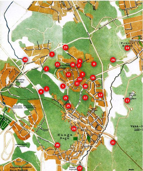 Haagan Kartta